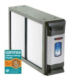 Trane CleanEffects Named First Whole Home Air Cleaning System to Earn asthma & allergy® Certification - 2