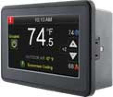 Carrier Introduces New Touchscreen Displays for the i-Vu® Building Automation System - 3