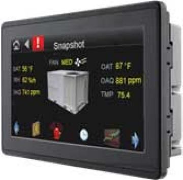 Carrier Introduces New Touchscreen Displays for the i-Vu® Building Automation System - 2