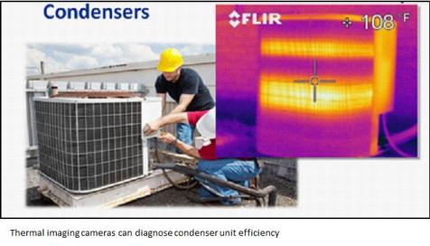 Thermal Imaging Cameras Help HVAC Contractors Keep Summer Cool - 1
