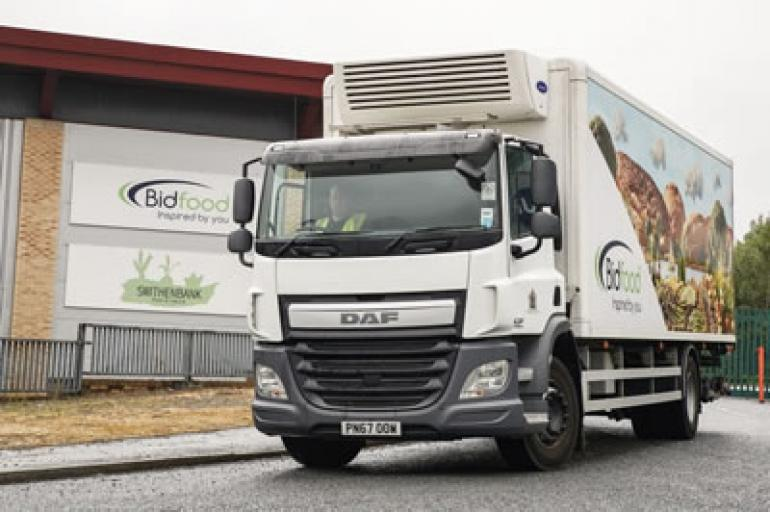 Carrier Transicold UK's Engineless Systems are Pick of The Bunch for Swithenbank - 1