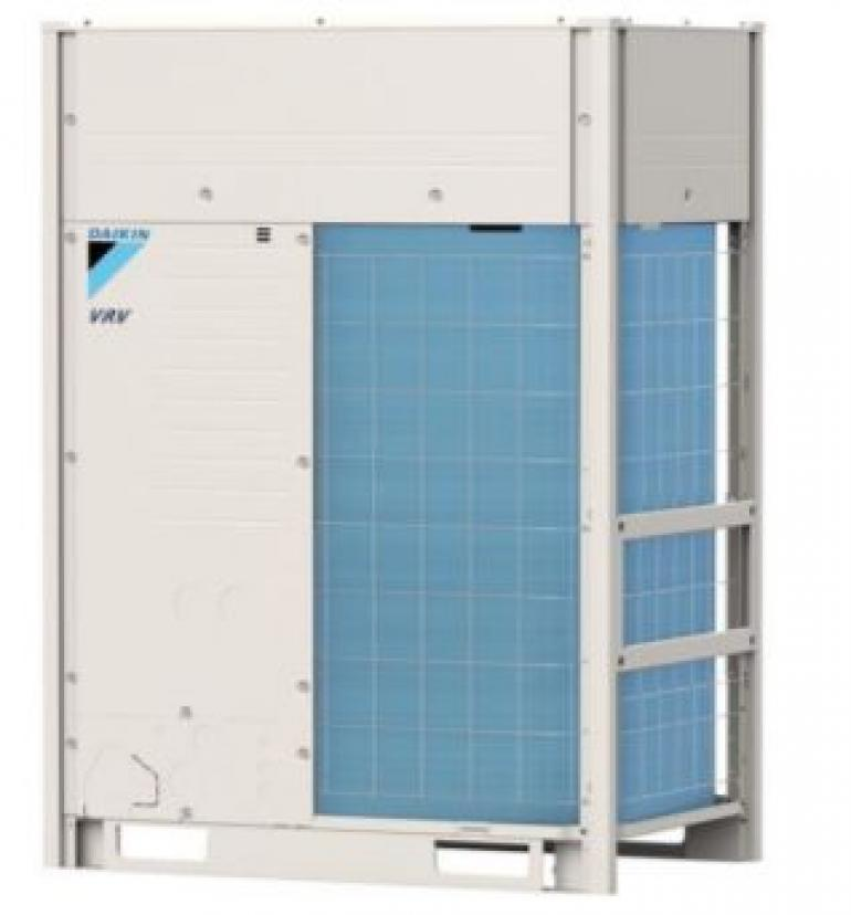 Daikin Launches New VRV AURORATM 230/460V Heat Recovery Systems - 1