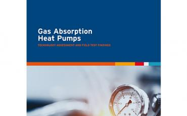 Gas Absorption Heat Pumps: Technology Assessment and Field Test Findings