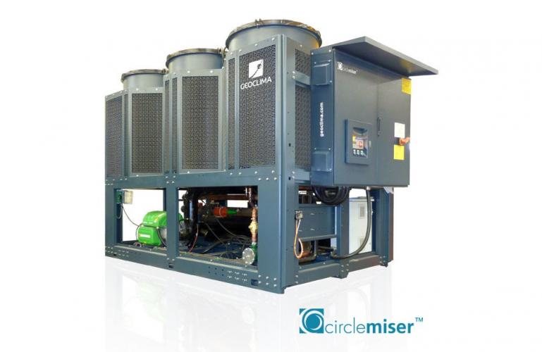 Geoclima presents the new chiller series Circlemiser