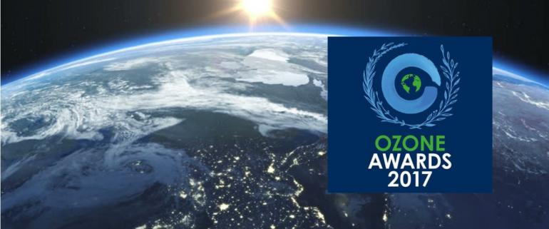 Climate and Clean Air Coalition wins Ozone Award for Political Leadership