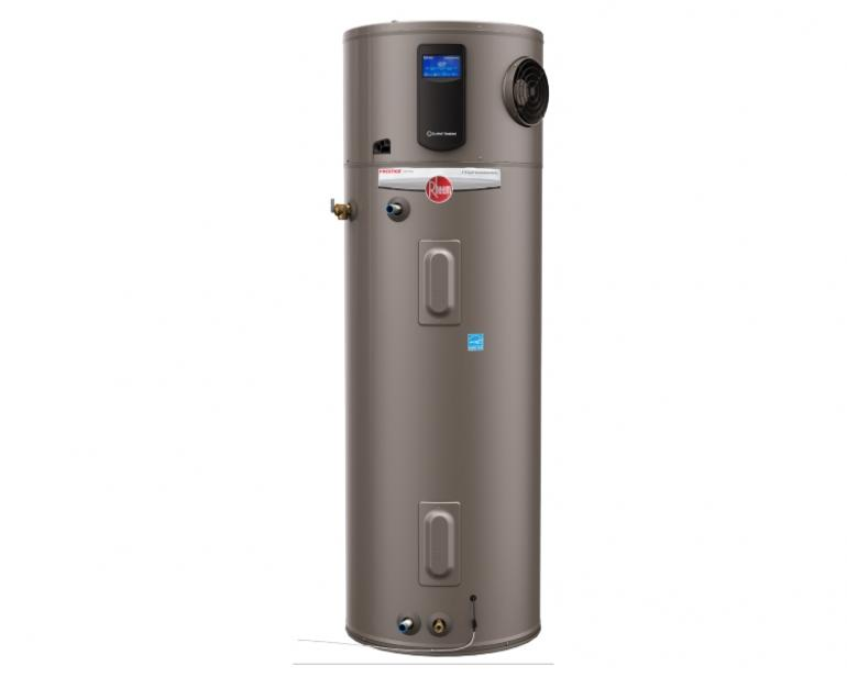RHEEM ADDS LOW-AMP UNIT AND COMMERCIAL OPTIONS TO AWARD-WINNING PRESTIGE SERIES HYBRID ELECTRIC WATER HEATER LINE