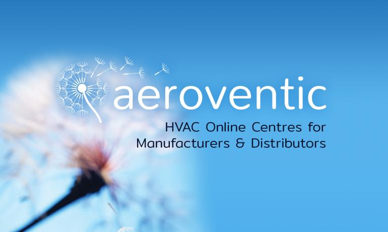 Aeroventic – International online marketplace for HVAC industry