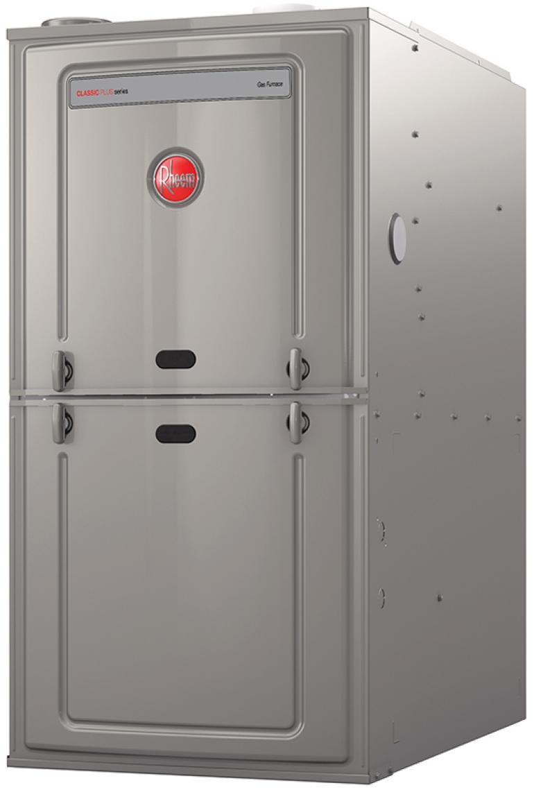 RHEEM PRODUCES FIRST RESIDENTIAL FURNACE TO BE CERTIFIED UNDER RULE 1111