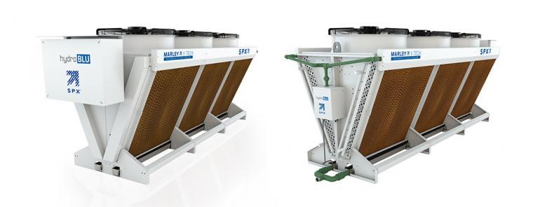 Marley Fluid Cooler : The marley v tech™ fluid cooler provides advantages for