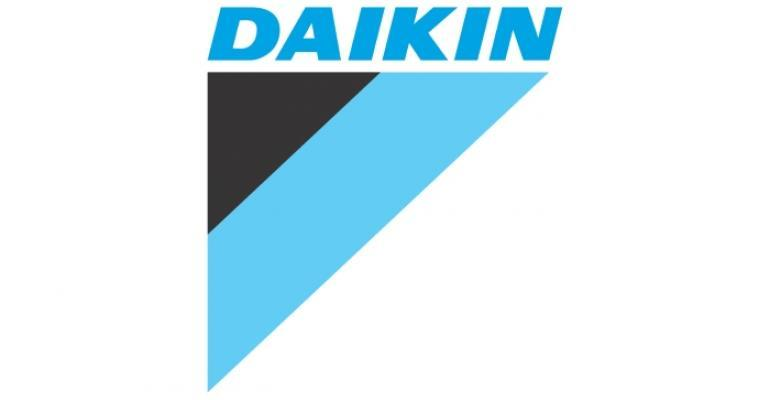Daikin Announces First Retrofit Installation of New Low GWP Refrigerant Creard R-407H in a Cold Storage Warehouse.