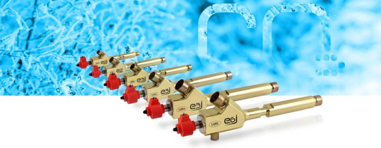 The EmJ modulating ejector wins the China Refrigeration Innovation Product Award