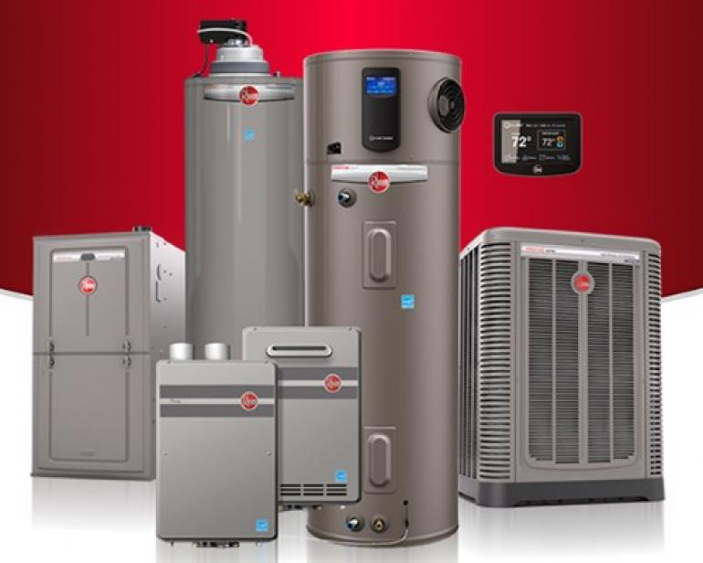 RHEEM IMPROVES MOBILE SUPPORT WITH LATEST RELEASE OF THE RHEEM AND RUUD APPS