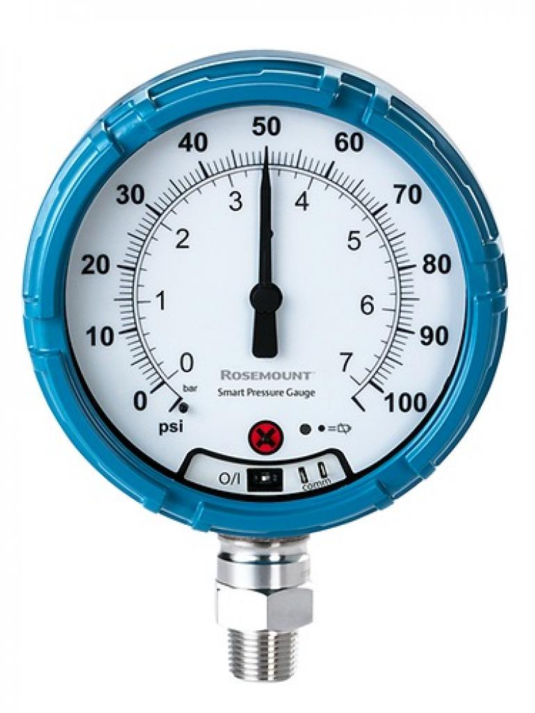 Emerson Expands its Pressure Gauge Portfolio to Help Plants Improve Reliability