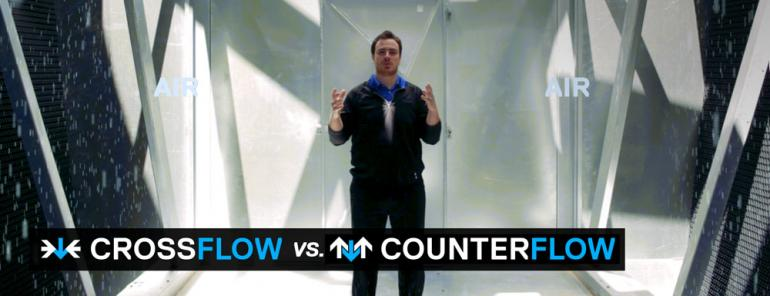 SPX Cooling Technologies Releases Video Comparing Crossflow And Counterflow Cooling Towers