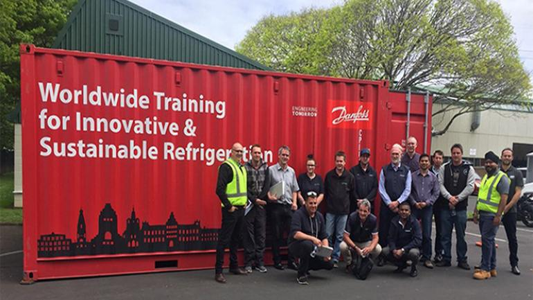Over the last year, Danfoss has been on a mission. Our objective? Increase the knowledge and understanding of CO₂ as a refrigerant.