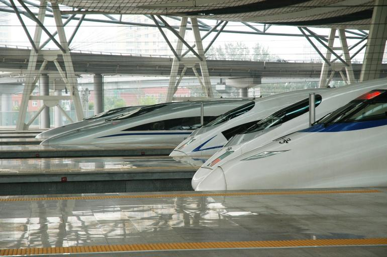 CARRIER HELPS PROVIDE A COMFORTABLE JOURNEY ALONG JINAN-QINGDAO HIGH-SPEED RAILWAY