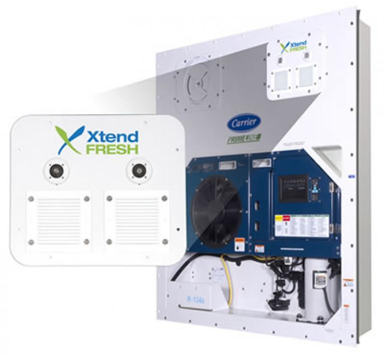 MSC Enhancing Perishable Commodity Shipping with Record Order of 5,000 Carrier Transicold XtendFRESH™ Systems