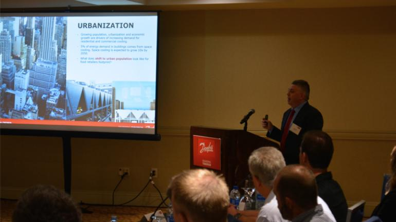 Danfoss symposium talks ambiguity in regulations and online shopping disruption