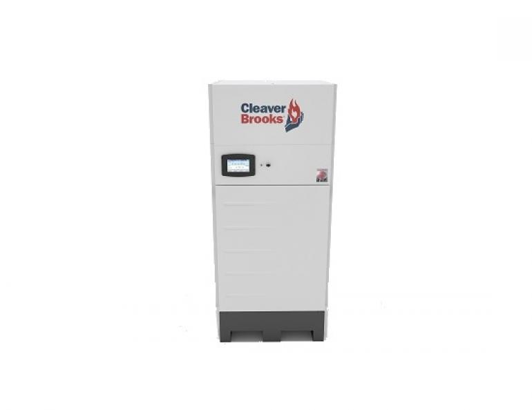 ClearFire®-CE Condensing Boiler Achieves Up To 99% Efficiency and Offers System Design Flexibility