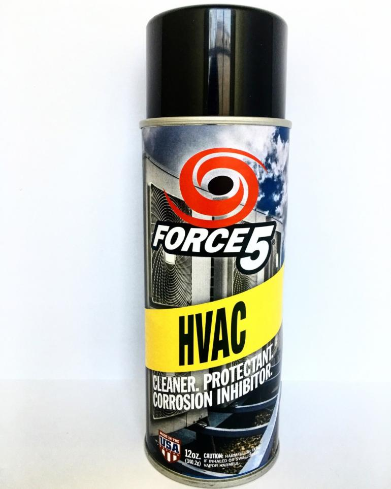 Force 5 HVAC -  Comes with nozzle straw for precise application!