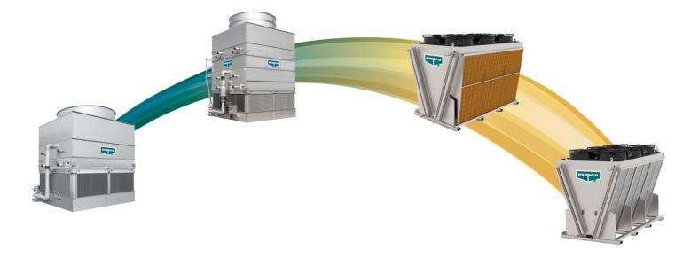 EVAPCO eco-Air™ Series Products Offer Broad Flexibility