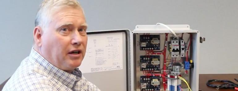 SPX Cooling Technologies Announces Video Series on Cooling Tower Water Level Control Panel