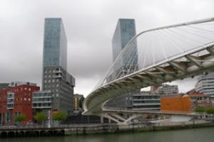 Isozaki Towers - Bilbao, Spain