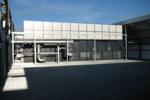 Dart mega data center - Geoclima developed chiller units on behalf of Barclays for its cutting-edge Dart mega data centre.