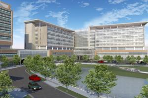 UF Health-Shands Academic Medical Center Expansion – Gainesville – USAAmerican VENTUS