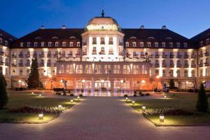 Klimor-The five-star Sofitel Grand Sopot Hotel