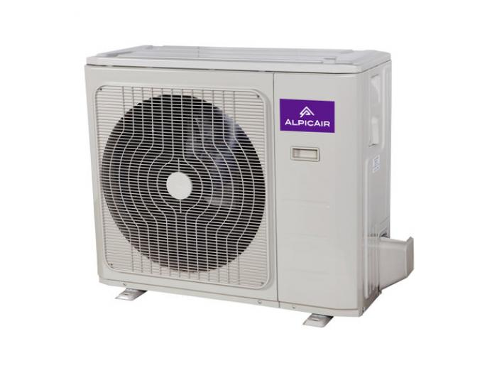 Ductless Mini Split 9,000 BTU Inverter Heat Pump System 22.8 SEER ALPICAIR