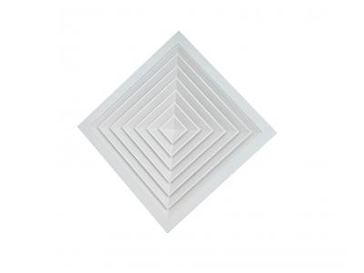 Square ceiling diffuser SCD-020 GMC AIR