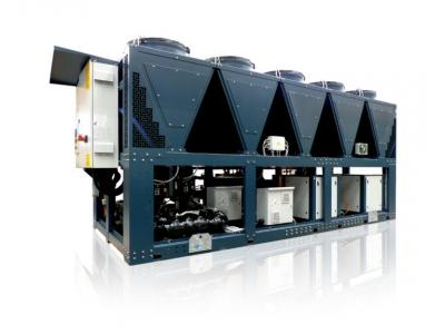 Air cooled chiller TMA Geoclima