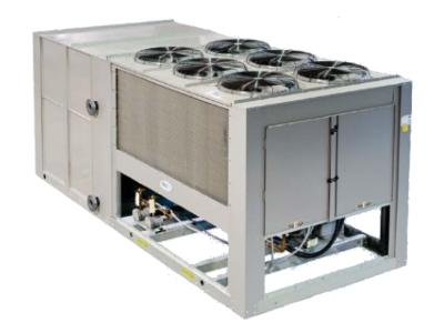 Air-Cooled Portable Water Chillers 50-80 Ton Cold Shot Chillers