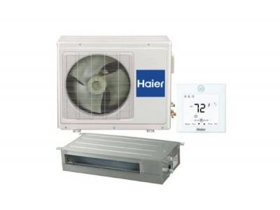 Split Air conditioners FlexFit Single Zone Series Slim/High static Duct Haier
