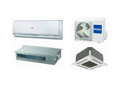 Ductless Split Air Conditioners FlexFit Multi-Zone Series Haier