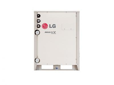 Water Source Multi V Water IV Heat Recovery LG Electronics
