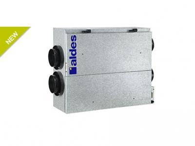 Energy Recovery Ventilator E80-HF (Under 100 cfm) Aldes