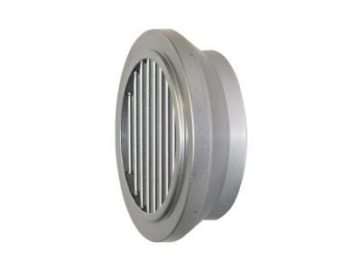 Round Reducer Double Deflection Grille RDD-RR AirConcepts