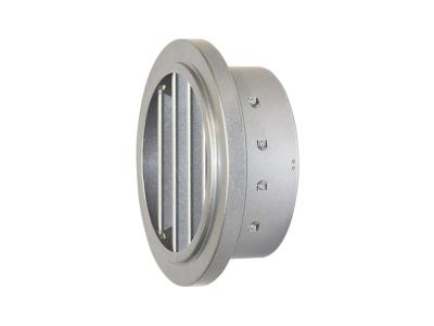 Round Duct Double Deflection Grille with Wide Spacing RDDW-RD AirConcepts