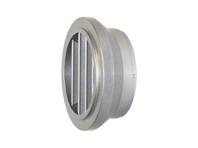 Round Reducer Double Deflection Grille with Wide Spacing RDDW-RR AirConcepts