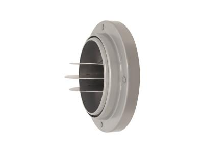 Round Duct Punkah Louver - Diffusing APLD-RD AirConcepts