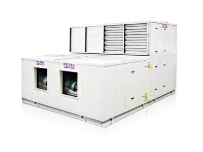 Central Station Air Handling Units PAH Series Petra