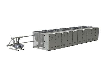 Modular Chiller System FMCS-S Fricon