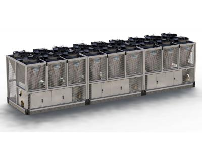 Large-Sized Chiller FLCH-8S Fricon