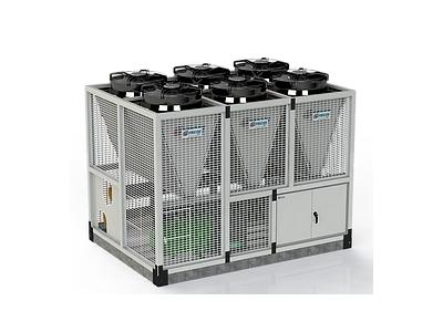 Large-Sized Chiller FLCH-9S Fricon