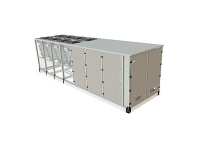 Large-Sized Outdoor Parallel System FOPS-L Fricon