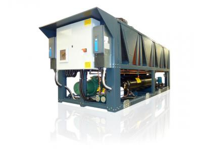 GHA ES Air cooled chiller  Geoclima