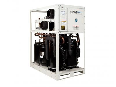 Modular chiller remote air cooled UCR  Climacool