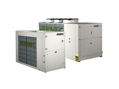 Chillers and heat pumps NRL 280-750 Aermec